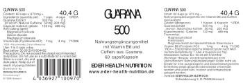 Guarana 500