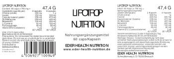 Lipotrop Nutrition
