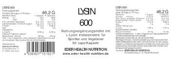 Lysin 600