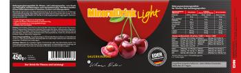 Mineraldrink light - Sauerkirsche
