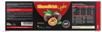 Mineraldrink light - Maracuja