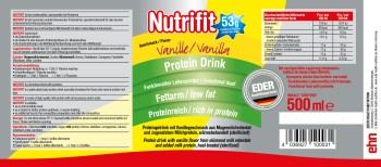 Nutrifit - Vanille