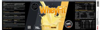 WheyFit - Vanille