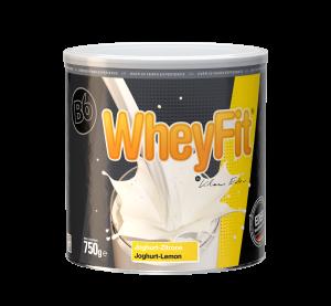 WheyFit - Joghurt-Zitrone
