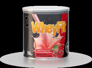 WheyFit - Joghurt-Kirsch