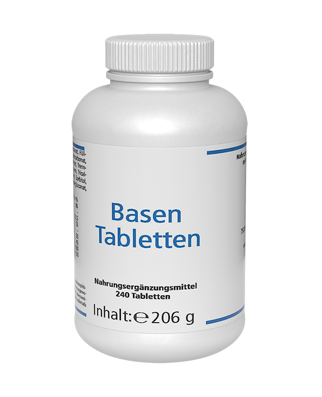 Basen Tabletten