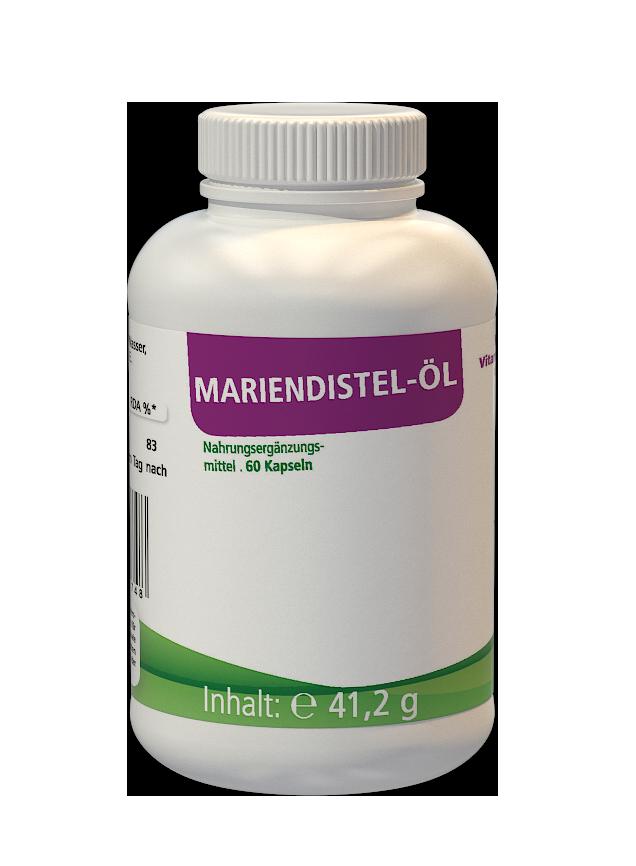 Marien-Distel-Öl