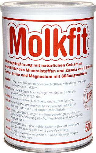 Molkfit - Vanille