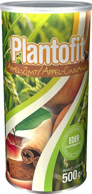 Plantofit Apfel-Zimt