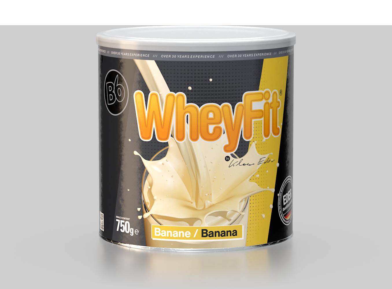 WheyFit - Banane