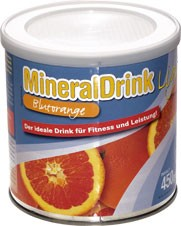 Mineraldrink light - Blutorange